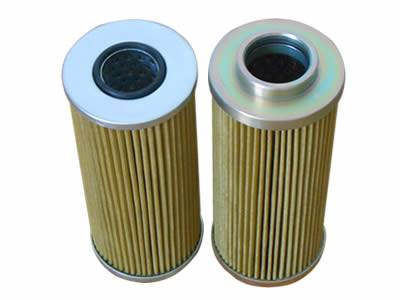 There are two pleated brass extruder filter screens.
